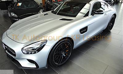 Mercedes-Benz AMG GT S mieten
