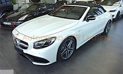 Mercedes-Benz S 63 AMG mieten