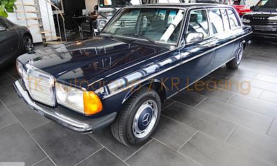 Mercedes-Benz E 250 mieten