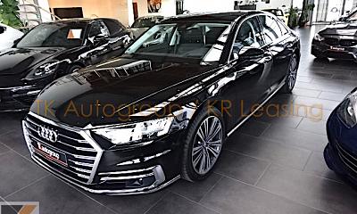 Audi A8 mieten