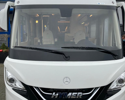 HYMER B 880 | deluxe WOHNMOBILE