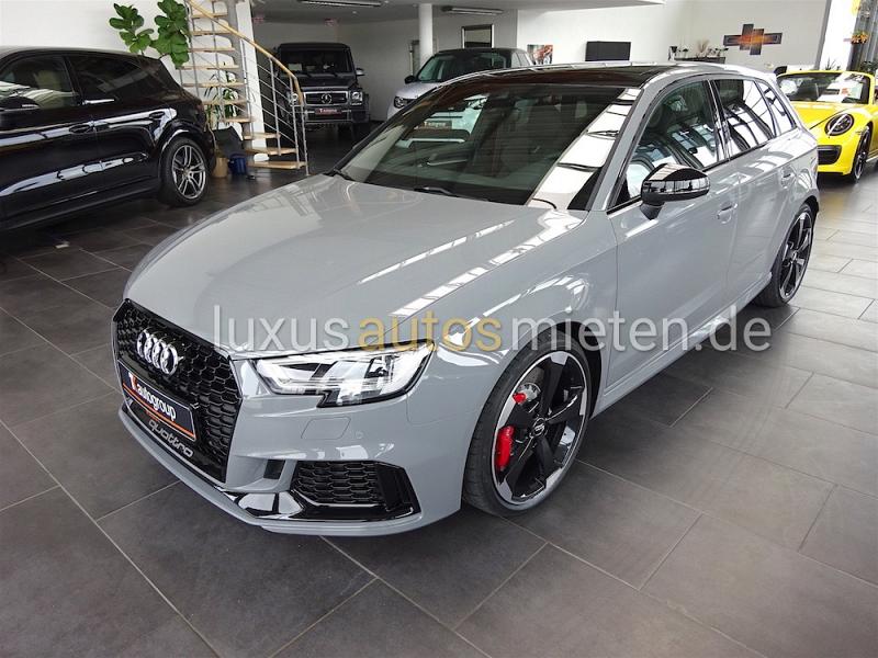 Audi RS3 mieten