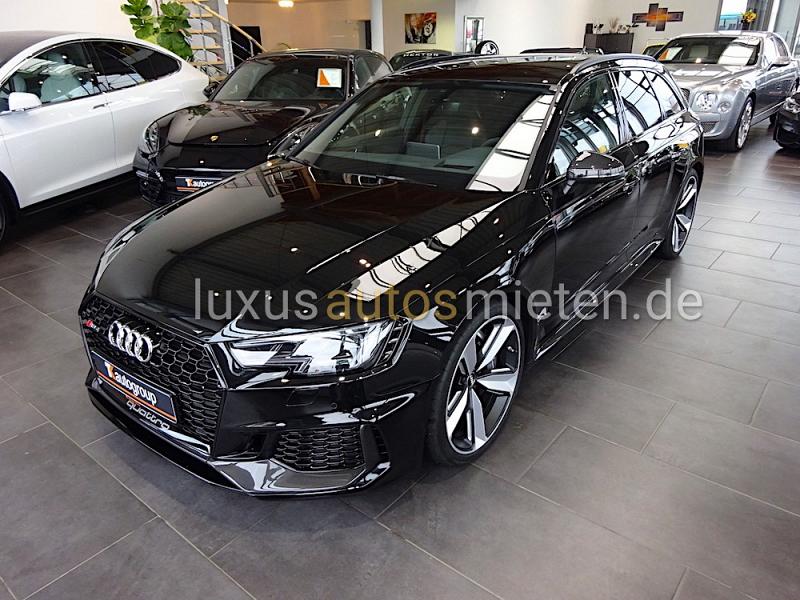 Audi RS4 mieten
