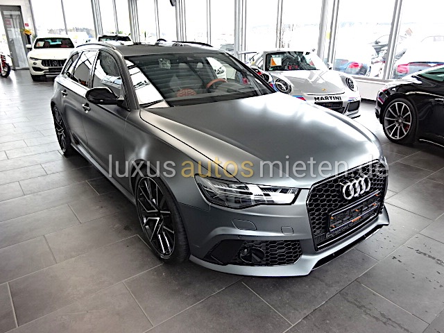 audi rs6 mieten in m nchen autoverleih tk autogroup. Black Bedroom Furniture Sets. Home Design Ideas
