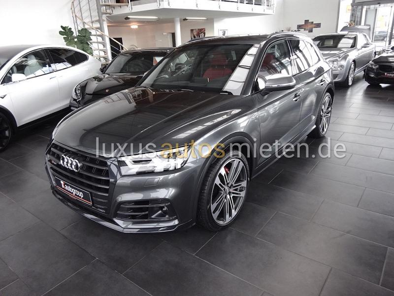 Audi SQ5 mieten