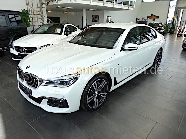 BMW 730 mieten