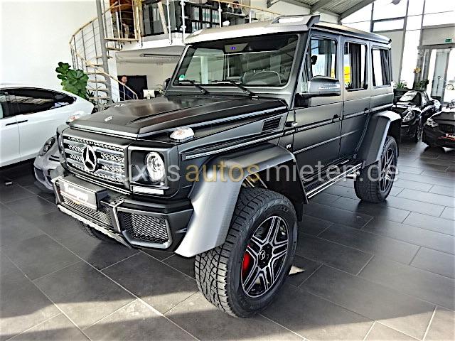 Mercedes-Benz G 500 mieten