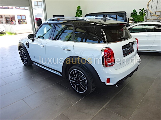 mini cooper sd countryman mieten in m nchen autoverleih. Black Bedroom Furniture Sets. Home Design Ideas