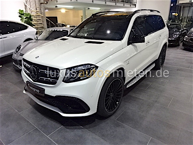 Mercedes-Benz GLS 63 mieten