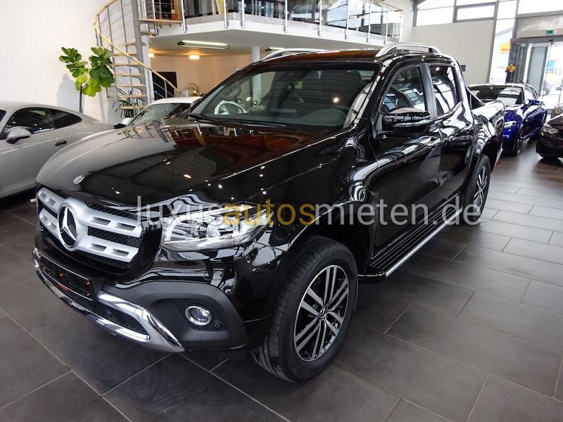 Mercedes-Benz X 250 mieten
