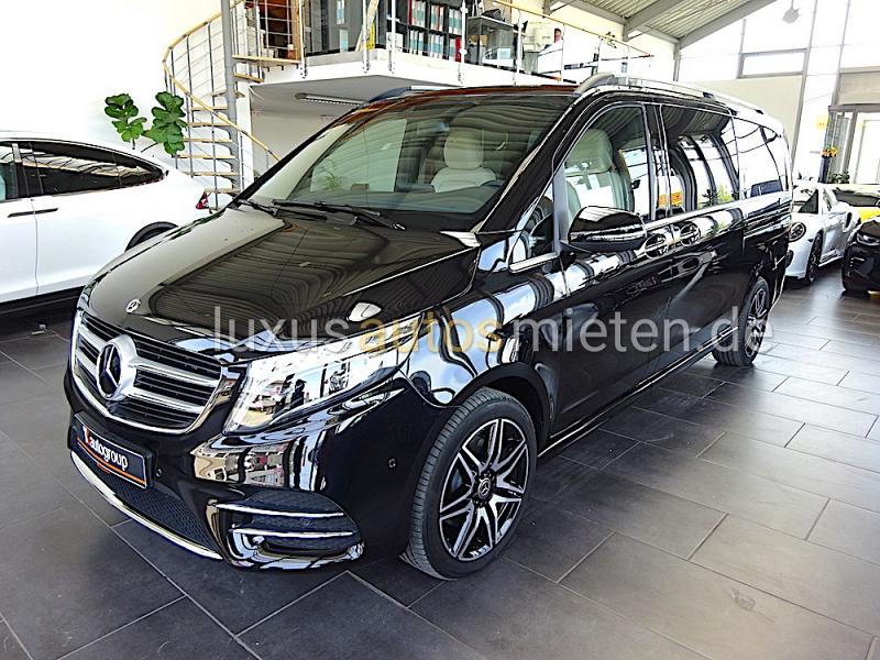 Mercedes-Benz V 250 mieten