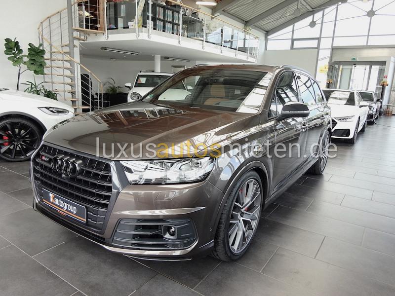 Audi SQ7 mieten
