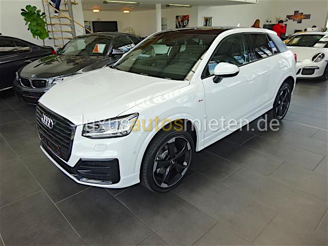 Audi Q2 mieten