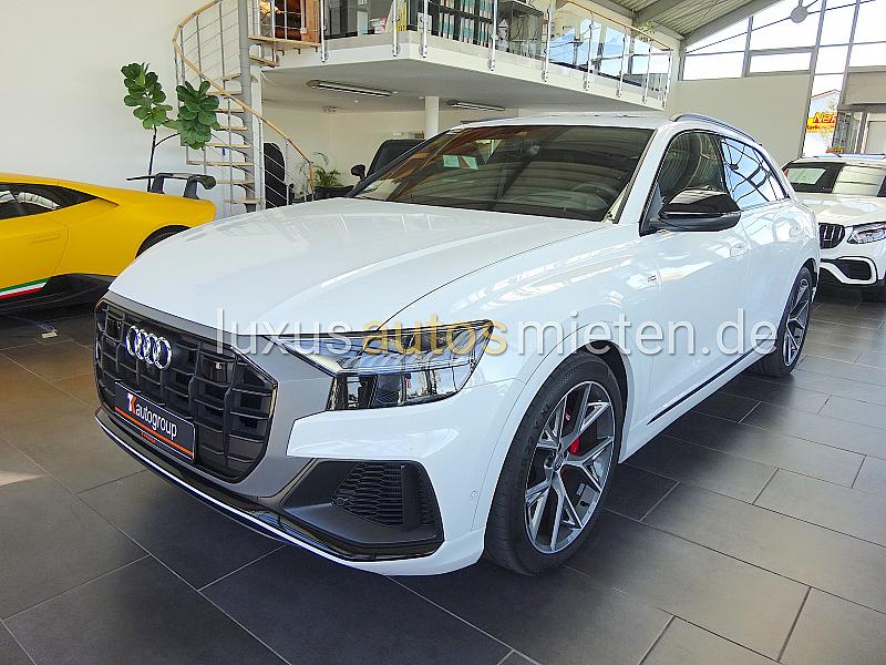 Audi Q8 mieten