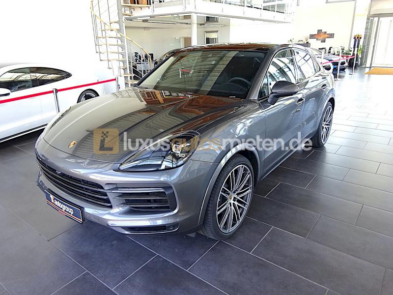 Porsche Cayenne Coupe_0