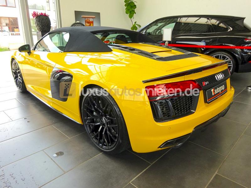 Audi R8 Spyder V10 Plus 5.2 FSI_2