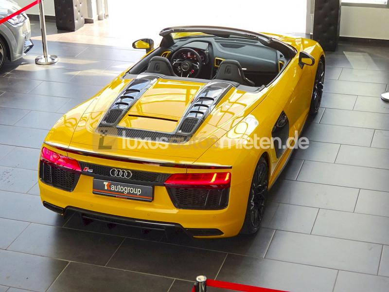 Audi R8 Spyder V10 Plus 5.2 FSI_8