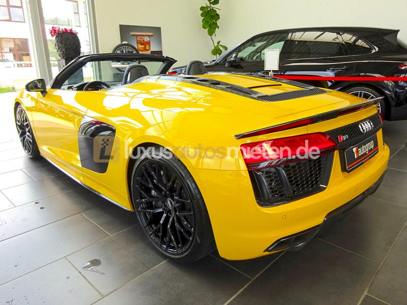 Audi R8 Spyder V10 Plus 5.2 FSI_5