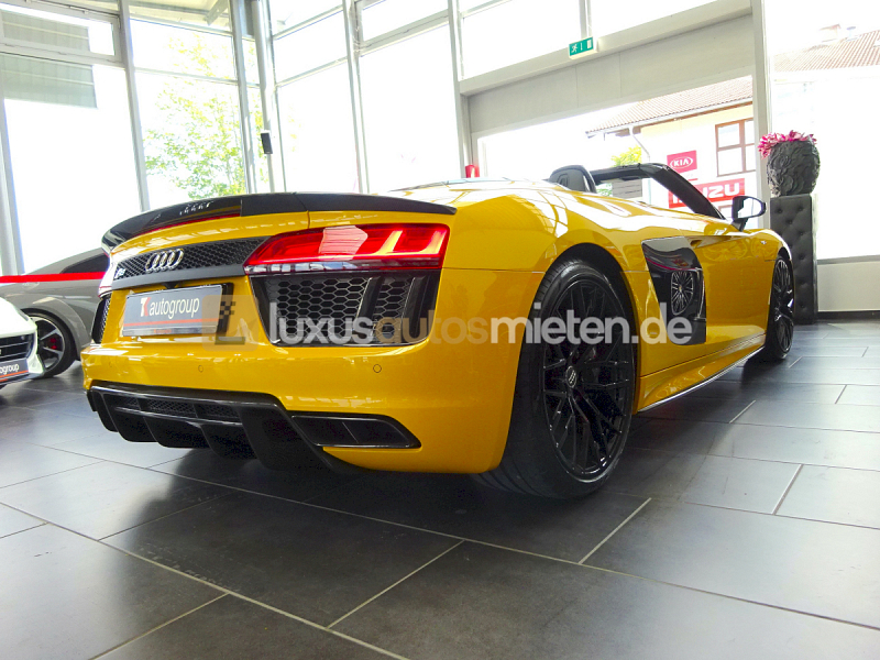 Audi R8 Spyder V10 Plus 5.2 FSI_7