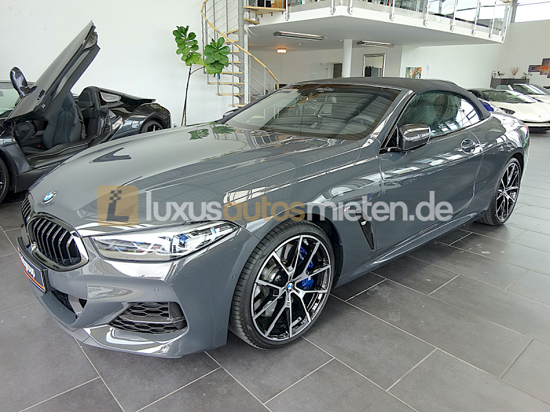 BMW M850 i Cabrio xDrive
