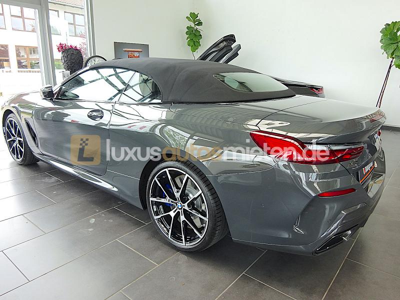 BMW M850 i Cabrio xDrive_2