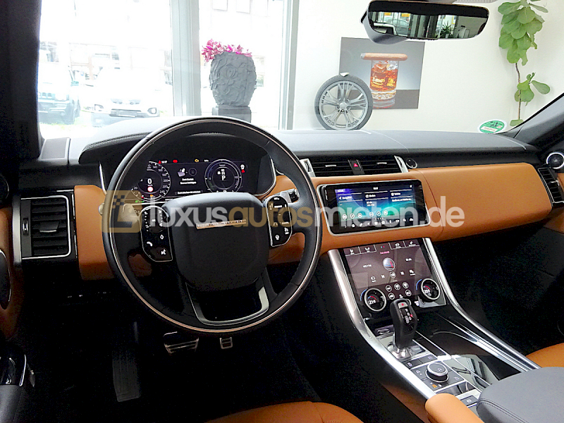 Land Rover Range Rover Sport P400e HSE_8