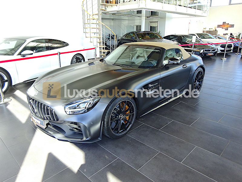 Mercedes-Benz AMG GT R Roadster *1 of 750*_0
