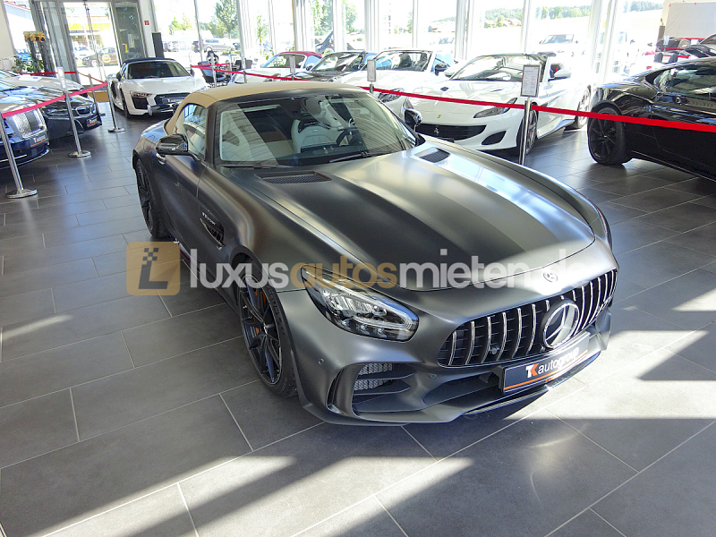 Mercedes-Benz AMG GT R Roadster *1 of 750*_7