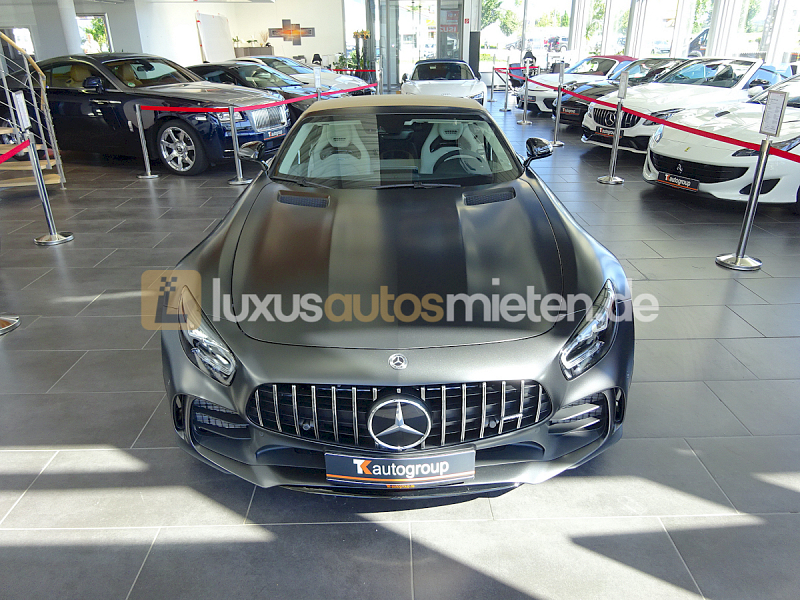 Mercedes-Benz AMG GT R Roadster *1 of 750*_8