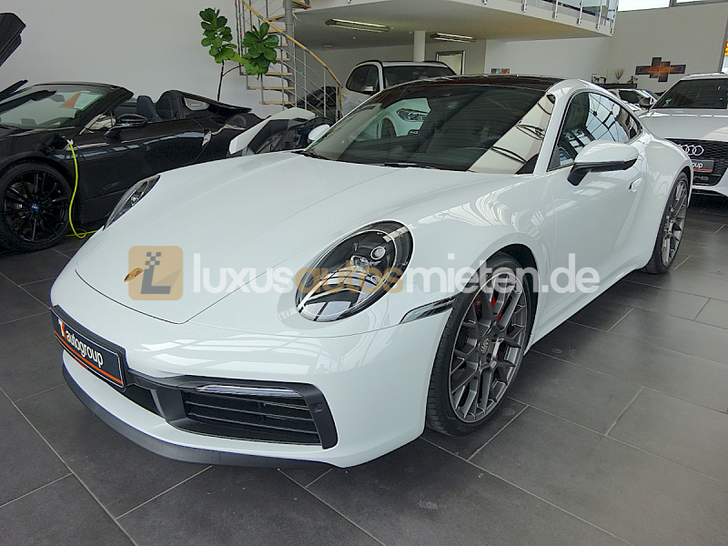 Porsche 992 Coupe 4S