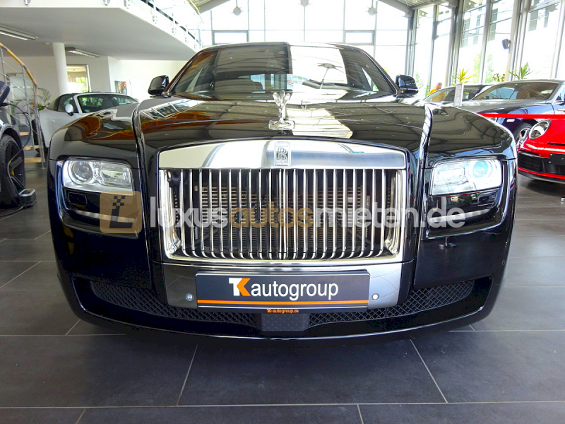 Rolls-Royce Ghost _7