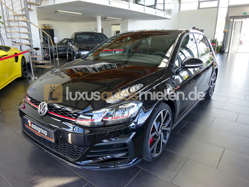 Volkswagen Golf GTI Performance _0