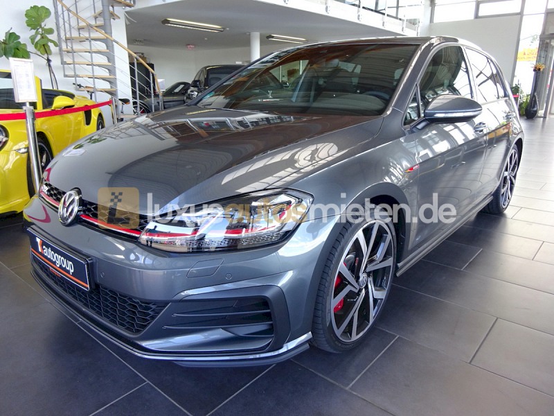 Volkswagen Golf GTI Performance _0